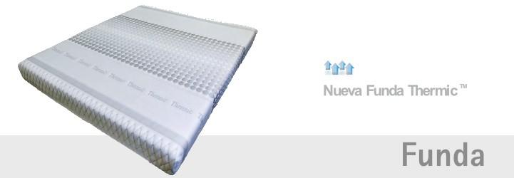 Colchón viscoelástico ConfortsaludT40 DOMICILIO